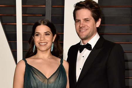 America Ferrera and husband Ryan Piers Williams have been married for almost nine years.