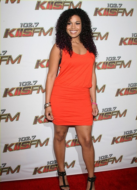 Jordin Sparks is all smiles at KIIS FM's Wango Tango 2011 at Staples Center on Saturday (May 14) in Los Angeles.