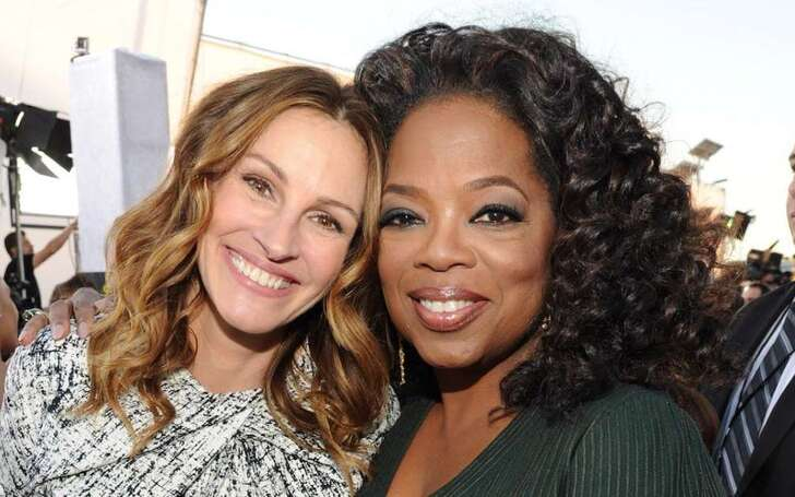 'The Call to Unite' Global Live Stream Event Will Feature Oprah Winfrey and Julia Roberts