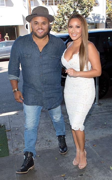 Who is adrienne bailon currently dating messages for mac not updating