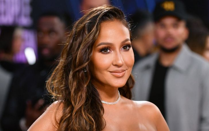 How Much Is Singer Adrienne Bailon's Net Worth? Take a Look at Her House
