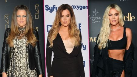 Khloe Kardashian drastically transformed her appearance over the years.