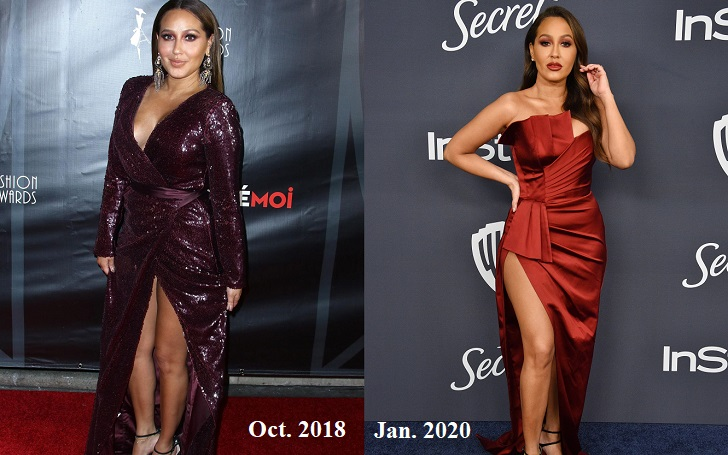 Adrienne Bailon Weight Loss — Why and How She Did Everything with Diet & Workout Routine
