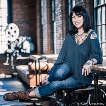 Danielle Colby's first marriage was to Robert Strong.