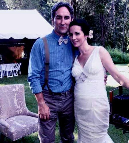 American Pickers Star Mike Wolfe S Wife Jodi Faeth Facts To