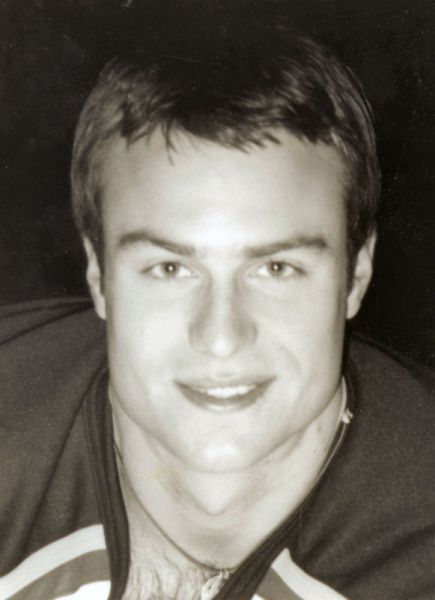 David Lemanowicz in his profile photo for Spokane in 1993/94.
