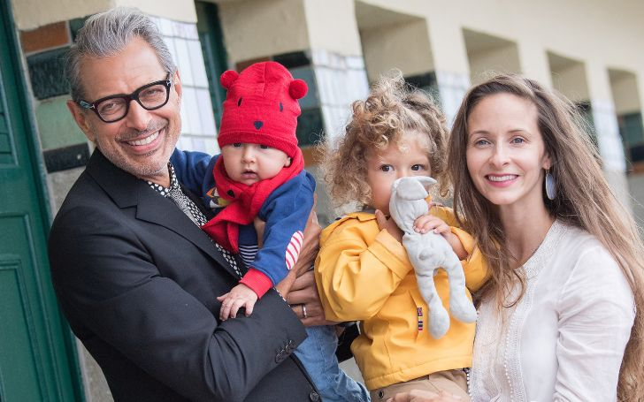 Full Detail of Jeff Goldblum's Married Life and Kids with Wife Emilie Livingston