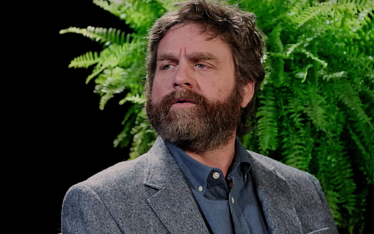 'The Hangover' Star Zach Galifianakis' Net Worth Details