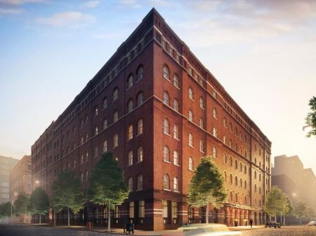 Rebel Wilson also owns a $2.95 million two-bedroom apartment in a luxury Tribeca condominium in New York.