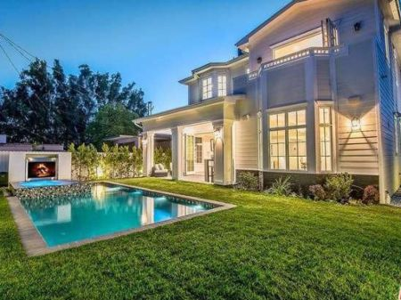 Rebel Wilson also has a $2.95 million house in West Hollywood spread across 4,400 square feet.
