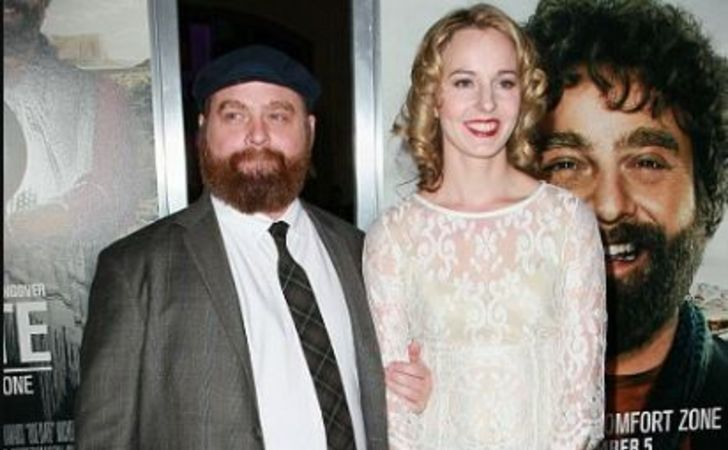 The Untold Story of Quinn Lundberg, Zach Galifianakis' Wife