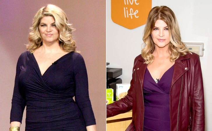 Kirstie Alley's Struggle with Weight Loss Is Real