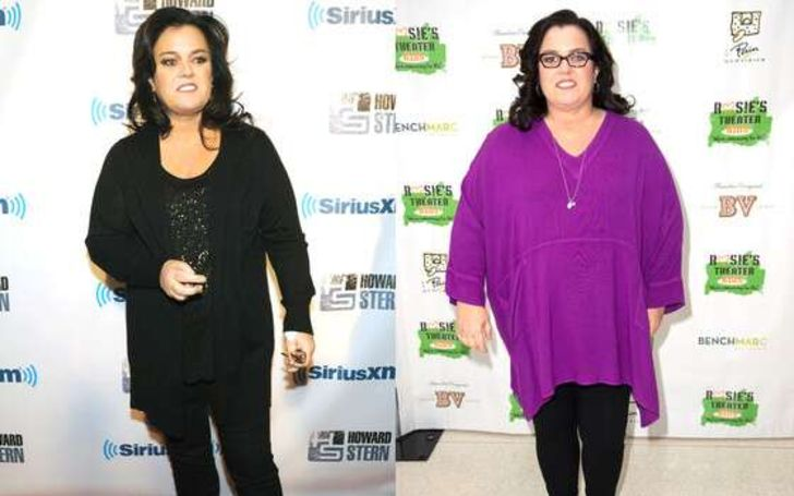 How Rosie O'Donnell Opted for Weight Loss Surgery