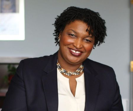 Stacey Abrams was born to Robert and Carolyn Abrams in Madison, Wisconsin.