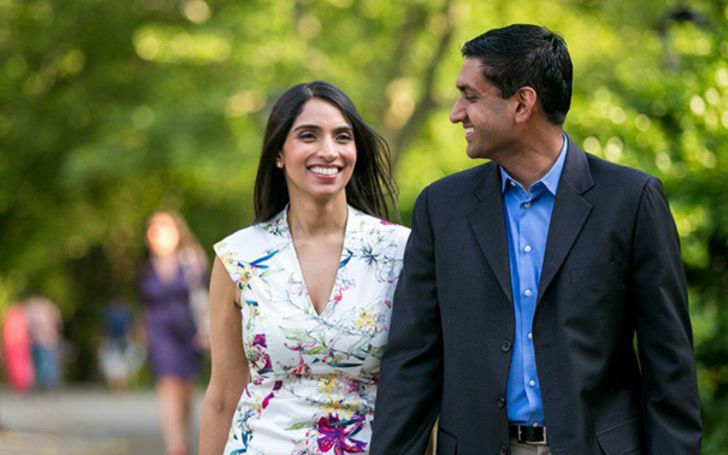 Who is Ro Khanna's Wife? Some Facts to Know About Their Married Life