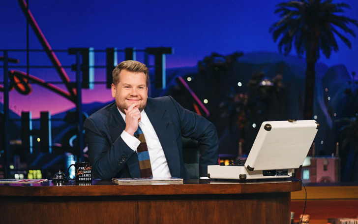 James Corden to Pay Salaries of Furloughed Staffers on 'The Late Late Show'