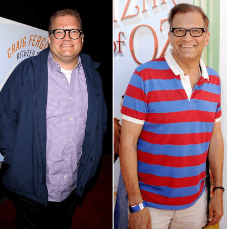 drew carey weight loss  the complete story  idol persona