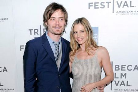 Mira Sorvino and Christopher Backus married in 2004.