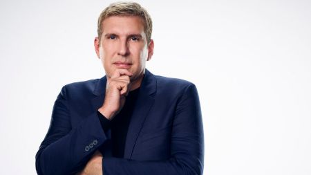 Todd Chrisley holds an estimated net worth of -$5 million.
