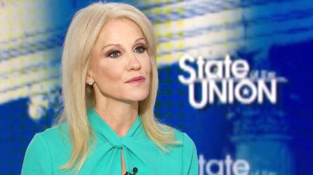 Kellyanne Conway seems to have undergone plastic surgery.