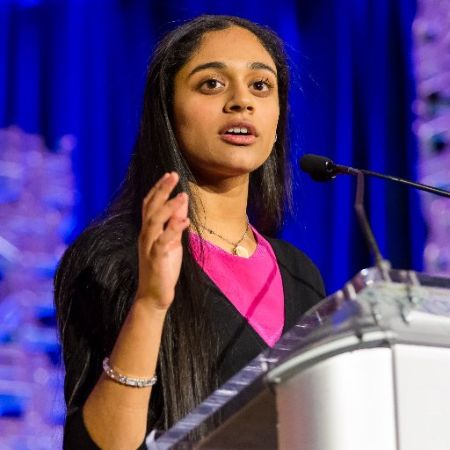 Trisha Prabhu has been invited to White House by former president Barack Obama.