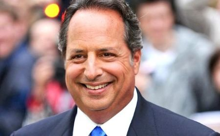 Jon Lovitz in the Tarzana neighborhood of Los Angeles.