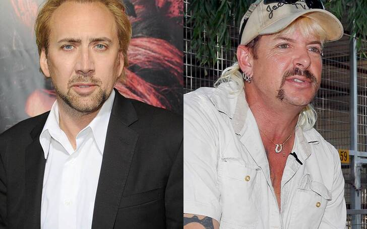 Nicolas Cage Set to Play Joe Exotic on 'Tiger King'