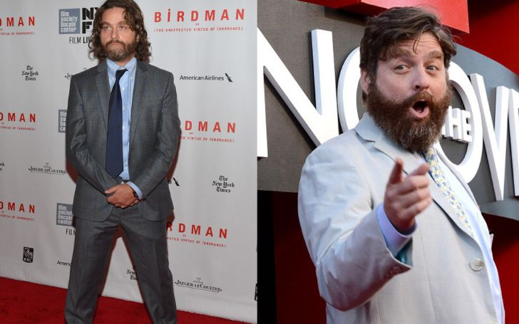Zach Galifianakis Weight Loss — The Easy Way He Did It