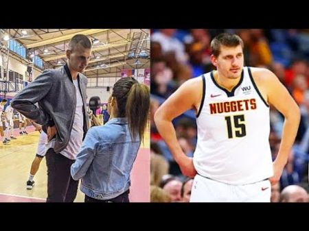 NBA star Nikola Jokic looks much slimmer in his recent pictures.