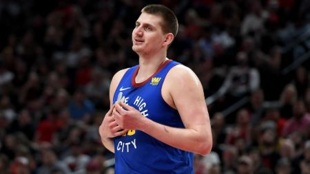 Nikola Jokic is the 4th Highest center earning in the NBA