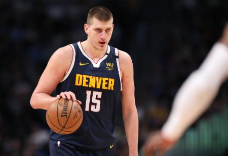 Nikola Jokic was not interested in basketball during his childhood.