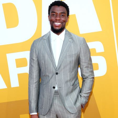 Chadwick Boseman was born and raised in Anderson, South Carolina.