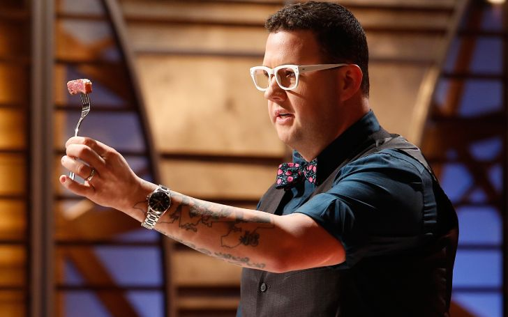 Graham Elliot Net Worth - How Rich is the Chef?