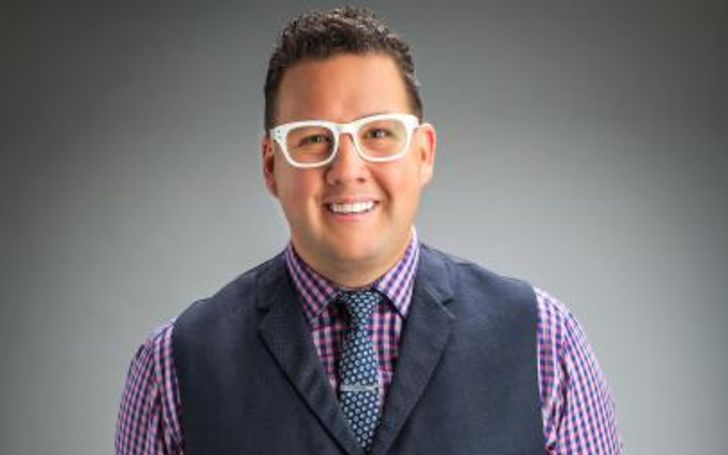 Who is Graham Elliot's Wife? Details of His Married Life!