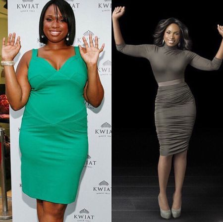 Jennifer Hudson underwent 80-pound weight loss after she gave birth to her son.