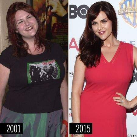 Sara Rue began weight loss journey at the age of 30.