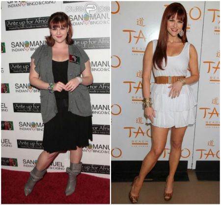Sara Rue's got some tips for weight-loss aspirers.
