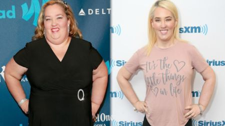 Mama June also brought diet changes and workout routine into her lifestyle to lose weight.