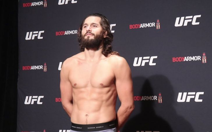 Jorge Masvidal Weight Loss - How Many Pounds Did He Lose?