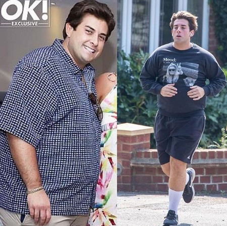 "James ""Arg"" Argent Weight Loss in 2020"