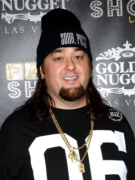 Chumlee started working for the Gold & Silver Pawn Shop at age 21.
