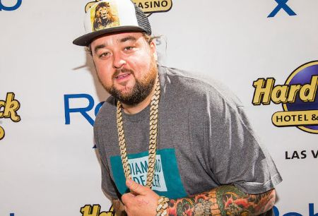 Chumlee was married to his wife Olivia Rademann.