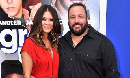 Kevin James is currently married to his wife, Steffiana de la Cruz.