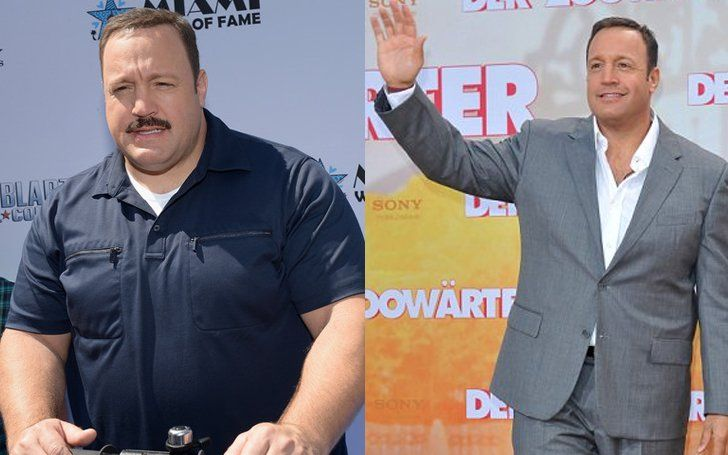 Kevin James Weight Loss - All the Details Here!