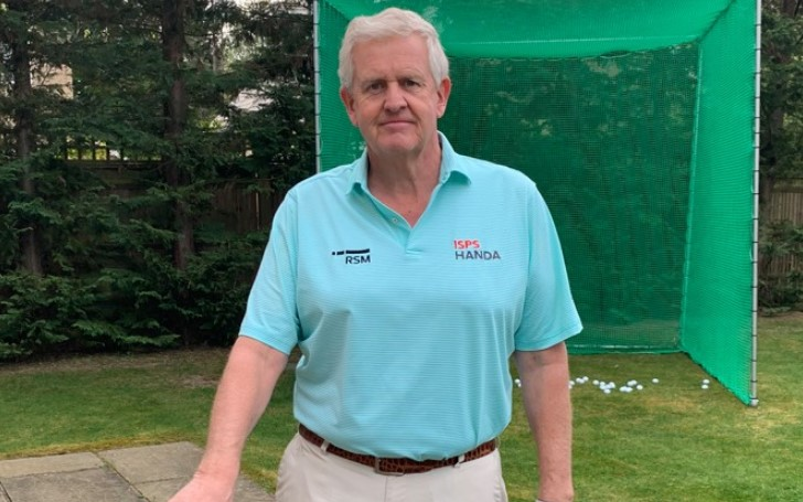 Colin Montgomerie Incredible Weight Loss, Find Out How the Golfer Lost 40lbs