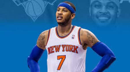 Carmelo Anthony bought a 21,000 square-foot mansion in Denver spread across a 6-acre area for $12 million in 2015.