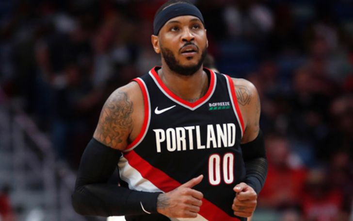 NBA Star Carmelo Anthony -  Top 5 Facts