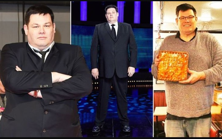 Mark Labbett's Impressive Weight Loss Wows Fans