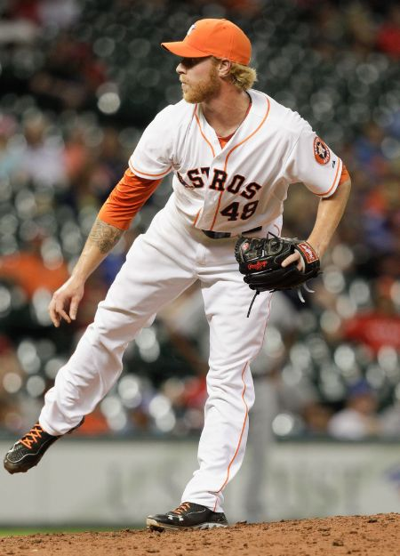 The Houston Astros selected Mike Foltynewicz in the first round, with the 19th overall selection in 2010.