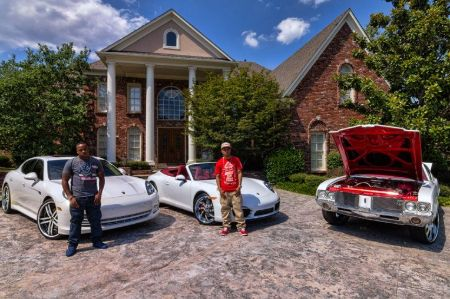Yo Gotti bought a brand new mansion in January 2020.